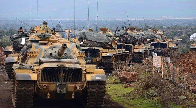 """'Afrin Bildirisi' eleştirisi: """"Sırası değil"""""""