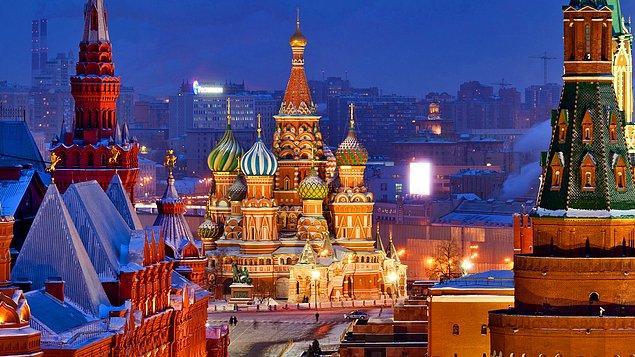 Moskova!