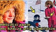'Elinin Hamuruyla' Rekor Kıran 16 Yaşındaki Kayakçının, Cinsiyetçi Yorumlara Verdiği Efsane Ayar!