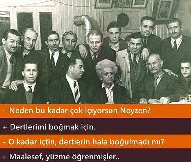 6. Neyzen Bey