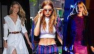 Yeni Neslin Gözde Modeli Gigi Hadid'den Tarzınızı Şenlendirecek Sokak Stili Tüyoları!