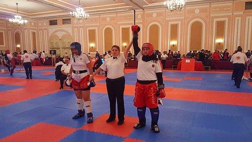 Dul Kadınsın Evde Otur Demişlerdi: Kick Boks Şampiyonu Gülsüm Özenin Sıradaki Hedefi Avrupa 42