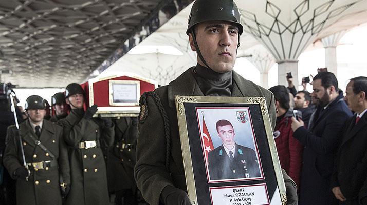 Afrinde hayatını kaybeden askerin haciz dosyası kapandı 48