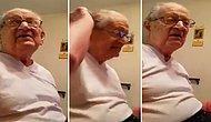 Kaç Yaşında Olduğunu Unutan Yaşlı Adamın 98 Yaşında Olduğunu Öğrendiği Anda Verdiği Efsane Tepki