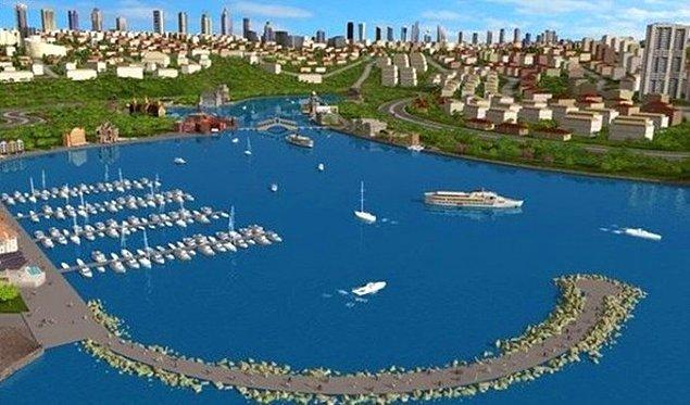 Kanal İstanbul Projesi'nin olduğu alanların emlak değerli fırladı.
