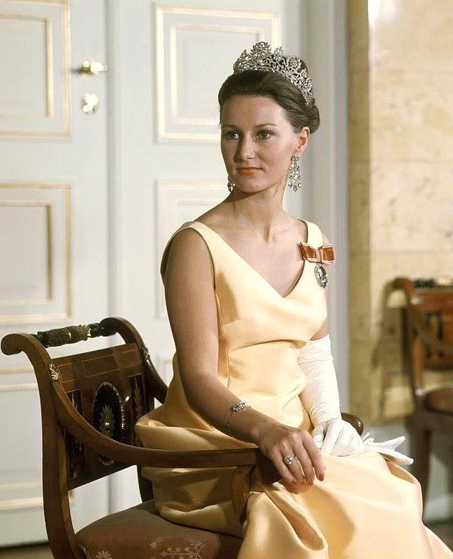 Norveç Kraliçesi Sonja!