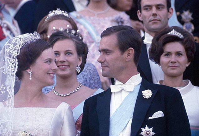 Danimarka Kraliçesi II. Margrethe!