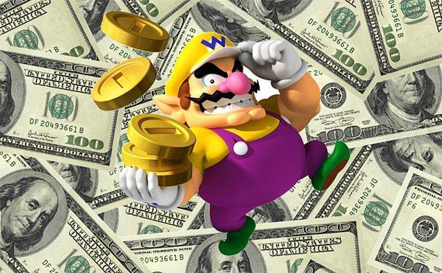 Oyunlar çok pahalı.