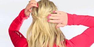 Spor Yaparken Saçınızı Engel Olmaktan Çıkarıp Performansını Arttıracak 7 Saç Modeli