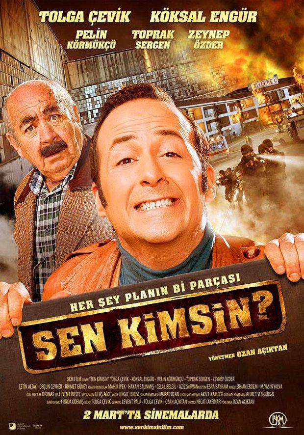 Sen Kimsin? | 2012 | IMDB / 5,1