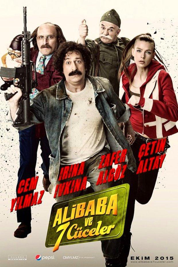 Ali Baba ve 7 Cüceler | 2015 | IMDB / 6,1