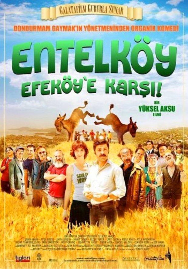 Entelköy Efeköy'e Karşı | 2011 | IMDB / 6,8