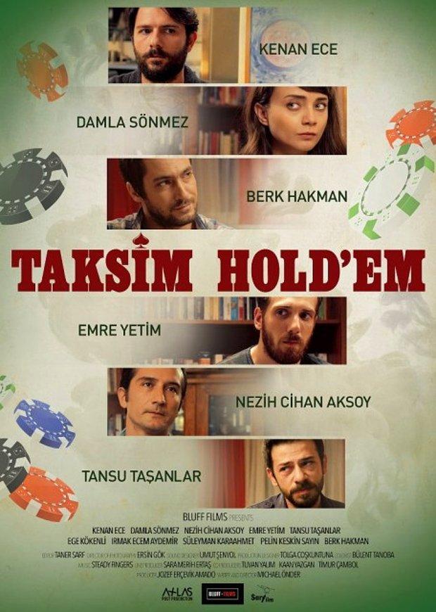 Taksim Hold'Em | 2017 | IMDB / 8,7