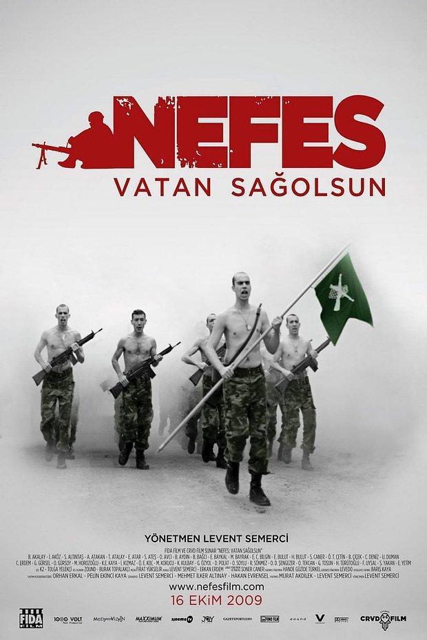 Nefes: Vatan Sağolsun | 2009 | IMDB / 8,2
