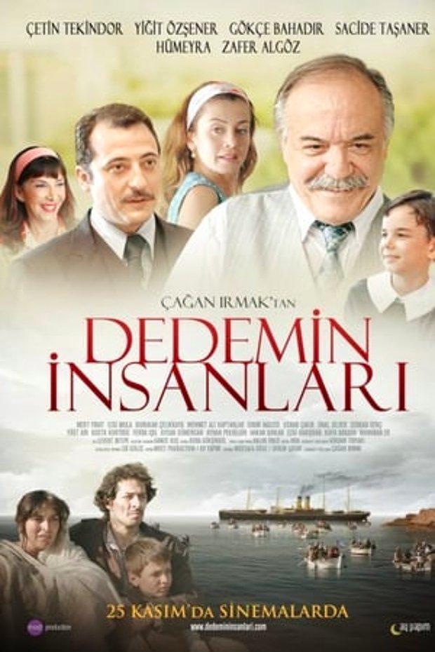 Dedemin İnsanları | 2011 | IMDB / 8,0