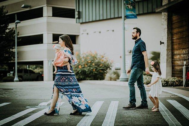 3. Ebeveynlik konusundaki bütün sorumlulukları eşit bir şekilde bölüşürsünüz.