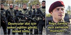 Gözün Arkada Kalmasın! Kahraman Mehmetçiğimizin Vatan Toprağı Mücadelesini Anlatan Gurur Verici Dizi: Söz