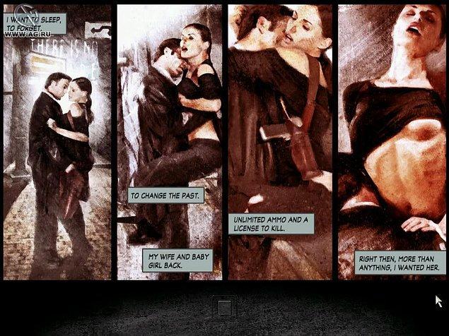 9. Max Payne & Mona Sax