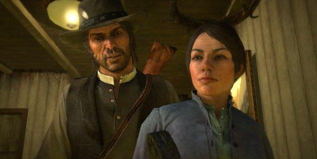 12. John Marston & Abigail