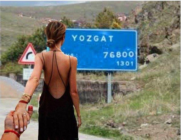1. Gel Yozgat'a gidelim...