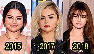 Gözümüzün Önünde Büyüdü: Genç Yıldız Selena Gomez'in Saç Stili Evrimini İnceliyoruz!