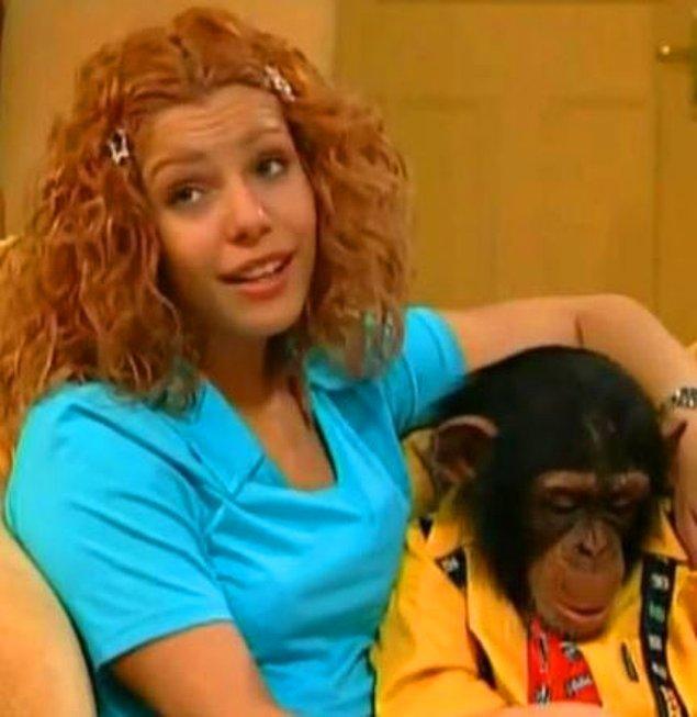 5. Cilvenaz ve Maymun Çarli