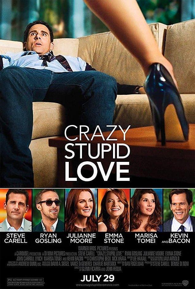 10. Çılgın Aptal Aşk (2011)
