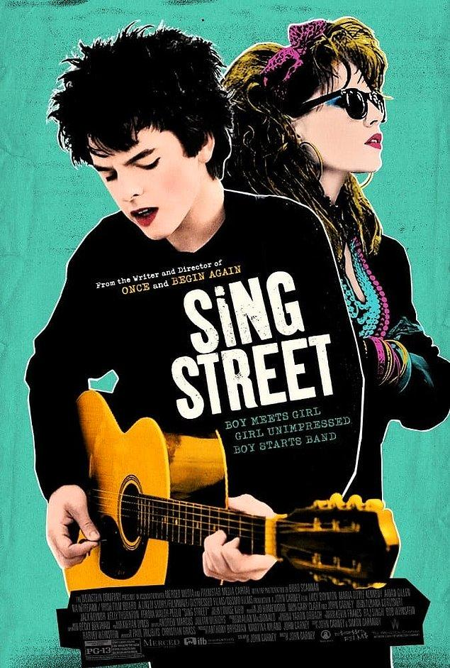 16. Sing Street (2016)