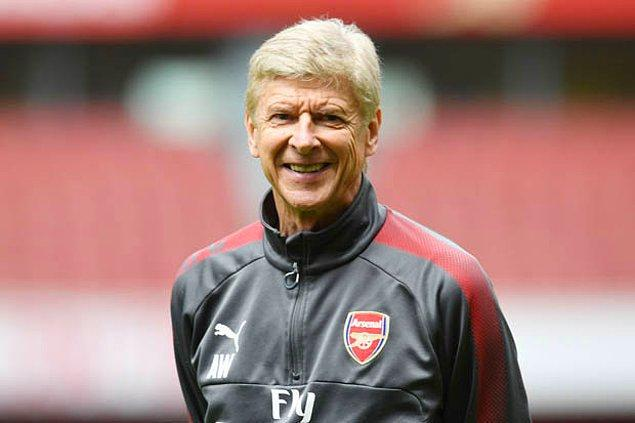 11. Arsene Wenger ve Arsenal