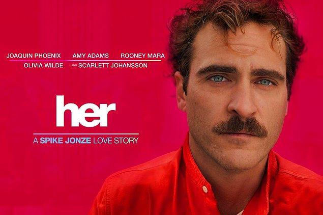 2. Her (2013)