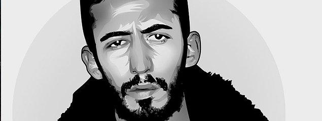 1988 Elazığ doğumlu rap sanatçısı, küçüklüğünü ve gençliğini İzmir'de geçirmiş.