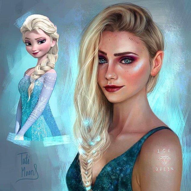 Elsa - Karlar Ülkesi