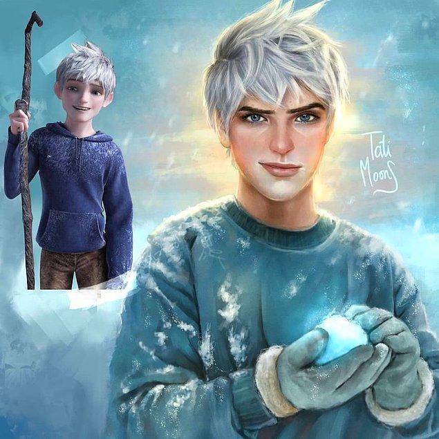 Jack Frost - Efsane Beşli