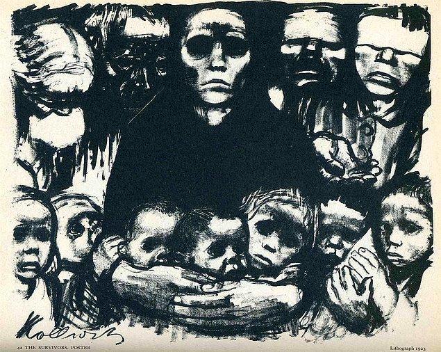 The Survivors (1923)/ Hayatta Kalanlar