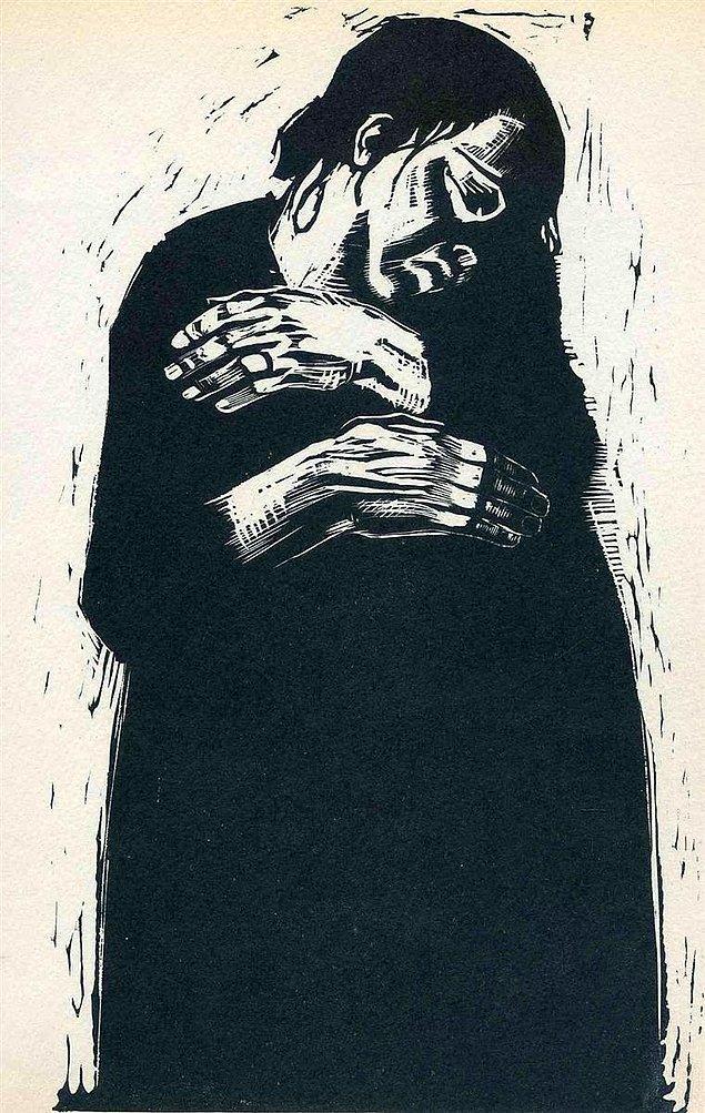 The Widow I (1921) Dul I