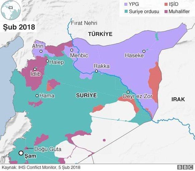 Tillerson ziyareti, Türkiye ile ABD ilişkilerinde birçok meselede görüş ayrılıklarının yaşandığı bir dönemde yapılıyor. Türkiye, Afrin operasyonunu ABD askerlerinin konuşladığı Münbiç'e kadar genişletmek istiyor.