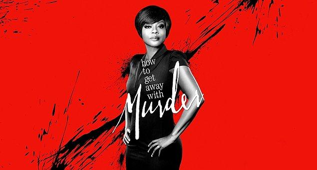 6. How To Get Away From Murder (8,2)