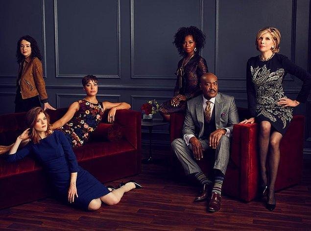 4. The Good Fight (8,4)