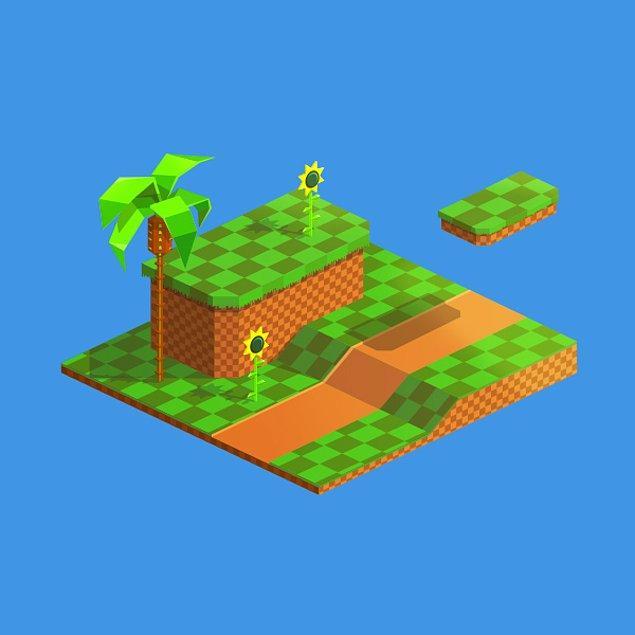 1. Sonic the Hedgehog