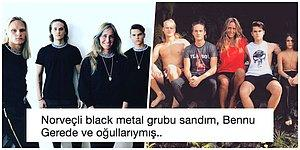 Norveçli Black Metal Grubu Değil! Bennu Gerede'nin Daha Önce Hiç Görmediğiniz Birbirinden Yakışıklı ve Başarılı Oğulları