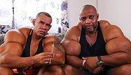 Daha Geniş Kollar İçin Vücutlarına Enjeksiyon Uygulayan Brezilyalı 'Hulk' Kardeşler
