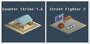 Sanat İçinde Sanat: Oyun Dünyasına Farklı Bir Pencereden Bakan 23 İllüstrasyon Çalışması