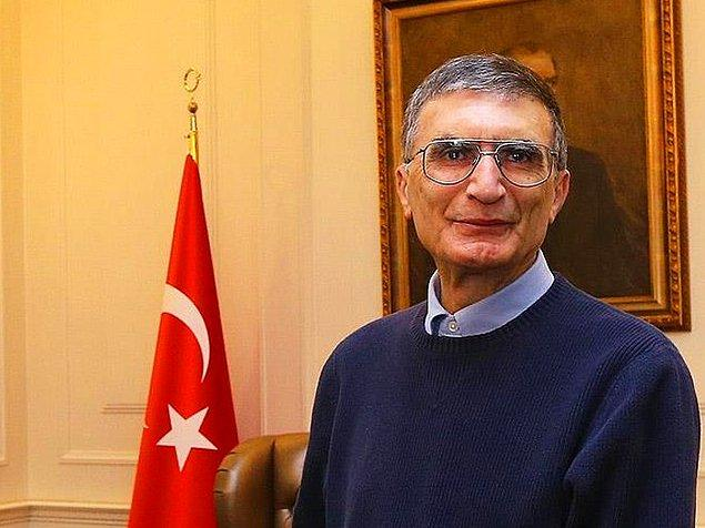 1. Cumhurbaşkanı: Aziz Sancar