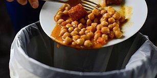 Çöpe Atarken Bir Kez Daha Düşünün: Türkiye'de Yıllık Gıda İsrafıyla 500 Okul Yapılabilir