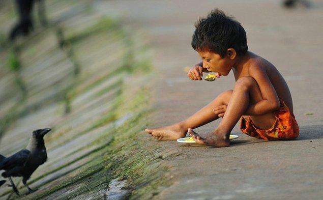 'İsraf edilen yiyecekler 2 milyar insanı doyurabilir'