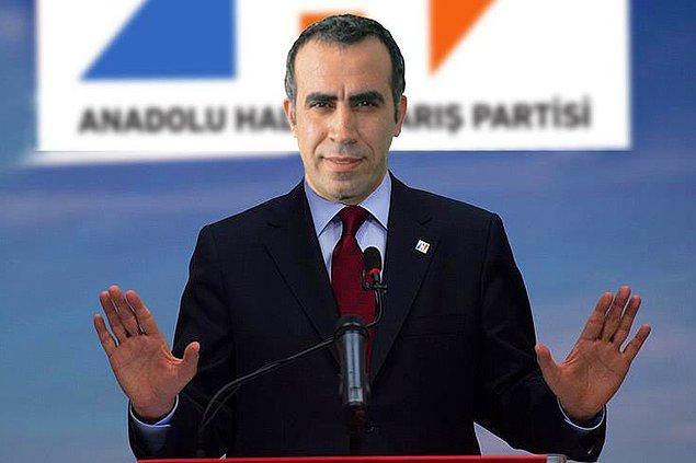 17. Başbakan Yardımcısı: Haluk Levent