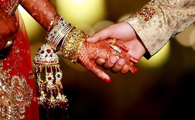 12. Baldızla evlilik