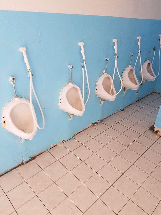 5. Hem taharet musluğu hem de duş amacıyla kullanabileceğiniz harika bir düşünce