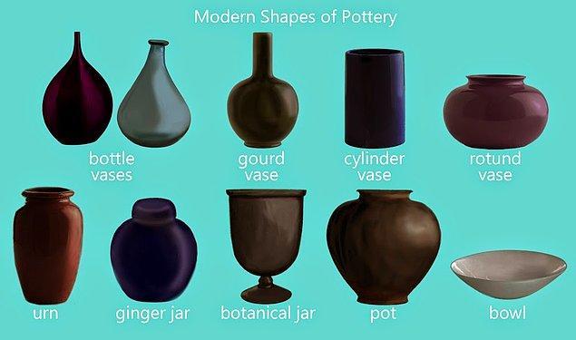Doğru türde vazo kullanın.