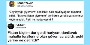Soner Yalçın'ın Zeytinyağlı Yiyemem Türküsü Paylaşımından Esinlenerek Çıkan Komik Türkü Teorileri